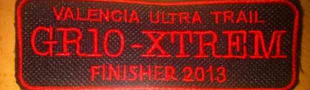 Valencia Ultra Trail GR10-XTREM 2013.